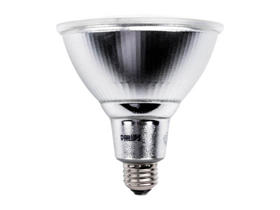 Philips Lighting 467795 13.5PAR38/AMB/F40/830/DIM ULW Philips Dimmable 13.5W 3000K 40° PAR38 LED Bulb, Outdoor and Enclosed Rated