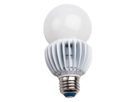 Green Creative 58240 16.5A21/850/277V Non-Dimmable 16.5 Watt, 120-277 Volt 5000K A-21 LED Bulb, Enclosed Rated