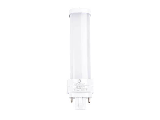Green Creative 57905 6PLH/840/BYP/R 6W 2 or 4 Pin 4000K G24 Hybrid LED Bulb