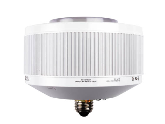 Lunera Lighting 931-00238 SN-VS-E26-L-4.5KLM-840-G3 Lunera 55 Watt Low Bay LED Bulb, 4000K, Ballast Bypass