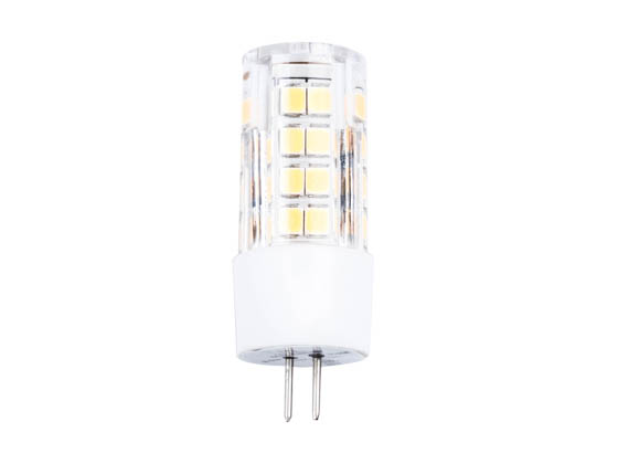 EmeryAllen EA-G4-4.0W-001-3090 Dimmable 3.5W 12V 3000K JC LED Bulb, G4 Base, Enclosed Rated