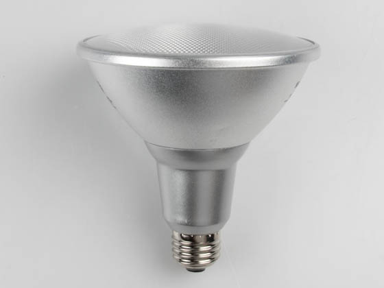 Satco Products, Inc. S9449 15PAR38/LED/40'/5000K/120V/FL Satco Dimmable 15W 5000K 40° PAR38 LED Bulb, Outdoor and Enclosed Rated
