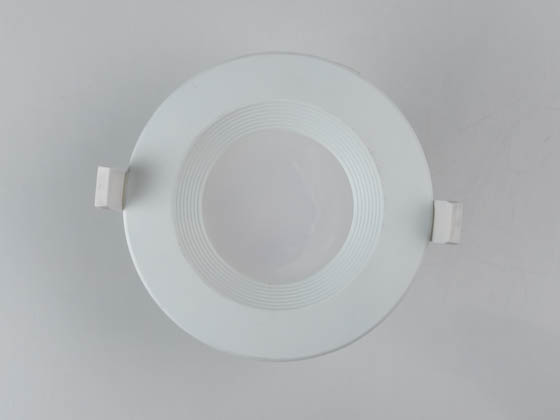 "MaxLite 1408890 RF408ICAT40W Maxlite Dimmable 4"" 7W 4000K Round LED Downlight, No Recessed Can or J-Box Needed"