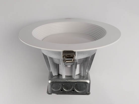 "Halco Lighting 99621 CDL8FR30/950/RTJB/LED Halco Dimmable 30 Watt 5000K, 8"" LED Recessed Downlight Retrofit"