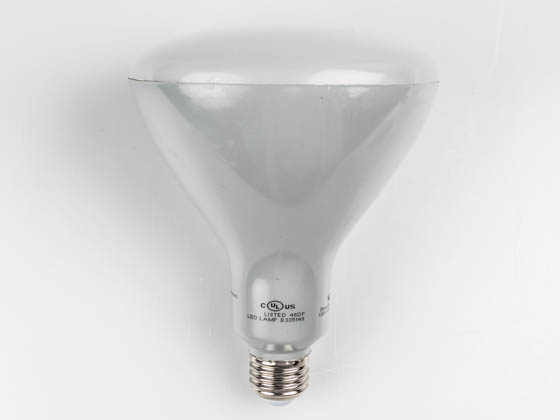 Satco Products, Inc. S9634 11.5BR40/LED/2700K/940L/120V Satco Dimmable 11.5W 2700K BR40 LED Bulb