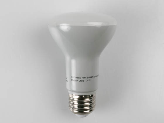 Satco Products, Inc. S9631 6.5R20/LED/3000K/540L/120V Satco Dimmable 6.5W 3000K R20 LED Bulb
