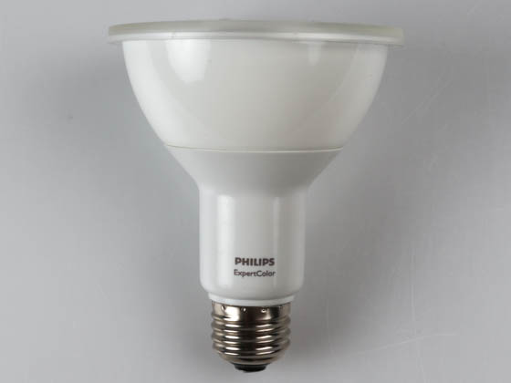 Philips Lighting 471037 12PAR30L/EXPERTCOLOR RETAIL/S10/930/DIM/120V Philips Dimmable 12W Expert Color 90 CRI 3000K 10° PAR30L LED Bulb