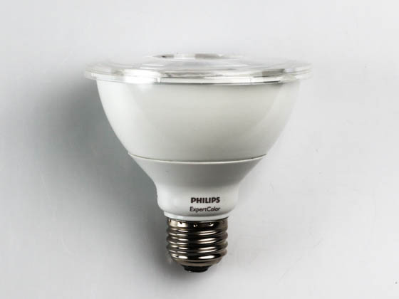 Philips Lighting 471789 12PAR30S/EXPERTCOLOR/S10/940/DIM/120V Philips Dimmable 12W Expert Color 95 CRI 4000K 10° PAR30S LED Bulb