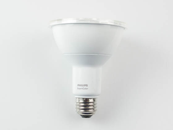 Philips Lighting 470988 12PAR30L/EXPERTCOLOR/F40/940/DIM/120V Philips Dimmable 12W Expert Color 95 CRI 4000K 40° PAR30L LED Bulb