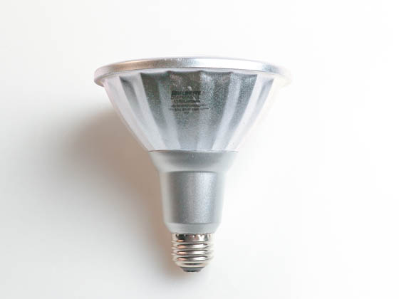 Bulbrite 772611 LED18PAR38/FL40/930/J/WD Dimmable 18W 90 CRI 40° 3000K PAR38 LED Bulb, Outdoor and Enclosed Rated, JA8 Compliant