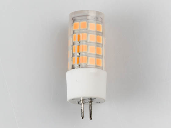 EmeryAllen EA-G4-4.0W-001-279F Dimmable 4W 12V 2700K JC LED Bulb, G4 Base, Enclosed Rated