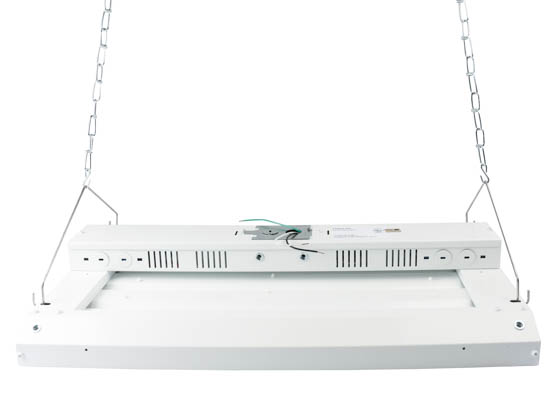 MaxLite 1409597 BLHE-090DU50 Dimmable 90 Watt 5000K LED High Bay Linear Fixture
