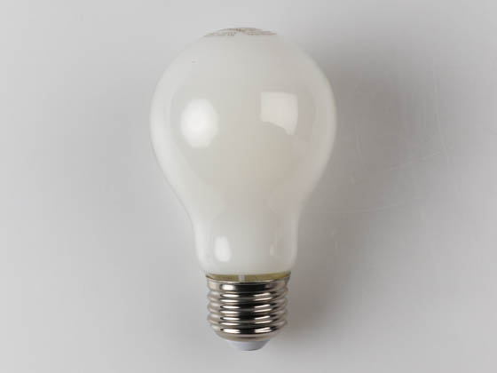 Philips Lighting 470724 4.5A19/LED/850/E26/FR/GL/ND FB 1PK Philips Non-Dimmable 4.5W 5000K A19 LED Bulb