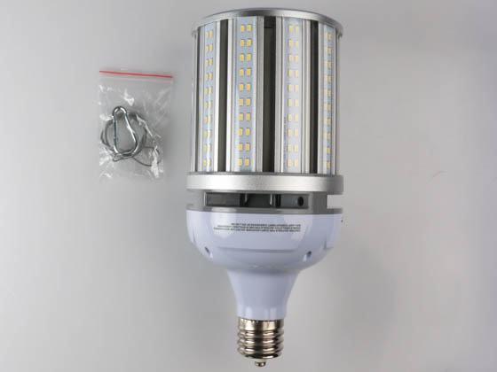 TCP L80MHX395050K 80W 5000K E39 Base Post Top LED Retrofit Lamp, Ballast Bypass