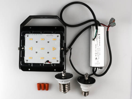 NaturaLED 7610 LED-RKIT120HID/40K Dimmable 120W 4000K LED Retrofit Kit
