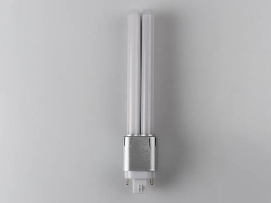 Light Efficient Design LED-7320-35K-G2 10W 4 Pin G24q 3500K Hybrid LED Bulb
