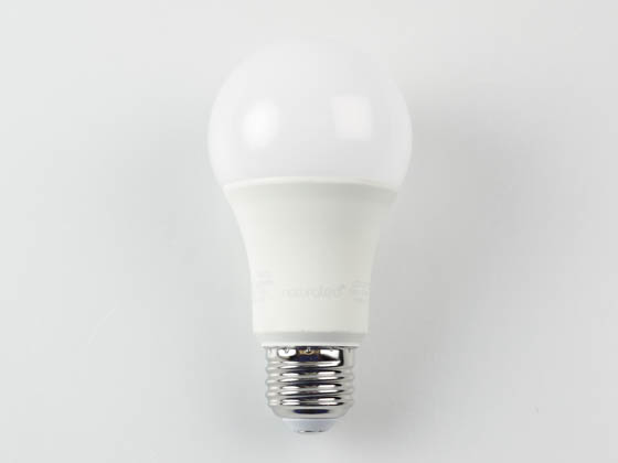 NaturaLED 4528 LED12A19/110L/930 Dimmable 12 Watt 3000K A-19 LED Bulb, JA8 Compliant