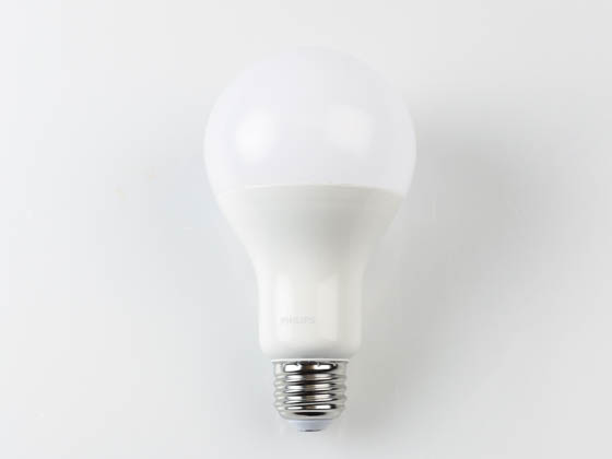 Philips Lighting 479477 12A21/PER/850/P/E26/DIM Philips Dimmable 12W 5000K A21 LED Bulb