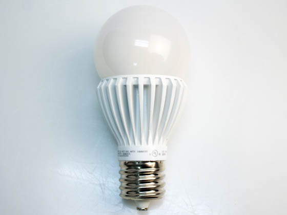 Green Creative 97970 25HID/850/277V/EX39 Non-Dimmable 25W 120-277V 5000K A-23 LED Bulb, Enclosed Rated, EX39 Base, Ballast Bypass