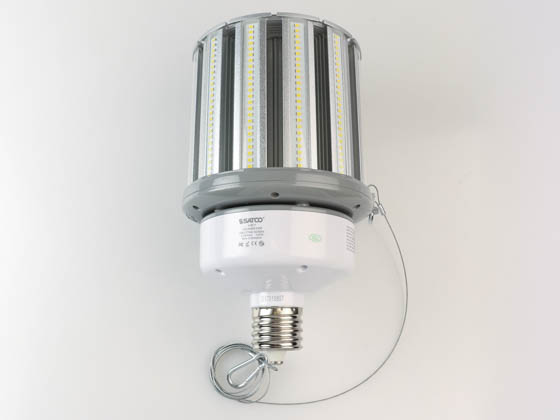 Satco Products, Inc. S29397 120W/LED/HID/5000K/100-277V/EX39 Satco 120 Watt 5000K LED Post Top Retrofit Lamp, Ballast Bypass