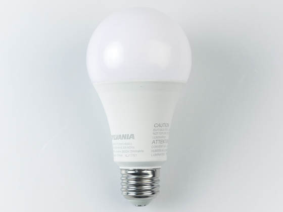 Sylvania 71194 LED16A21/DIM/O/835/U/B/NJ Dimmable 16W 3500K A21 LED Bulb