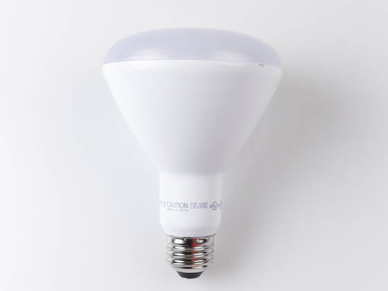 TCP LED12BR30D27K Dimmable 10.5W 2700K BR30 LED Bulb