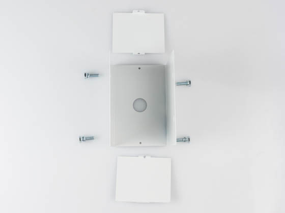 "Superior Life 55220 3.3"" Pendant Mount For Standard High Bay 3.3 in Pendant Mount for Standard Flat LED High Bay Fixture"