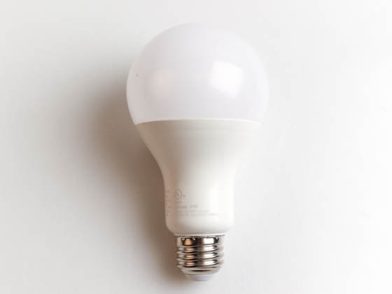 Philips Lighting 479881 16A21/PER/827/P/E26/DIM Philips Dimmable 16W 2700K A21 LED Bulb, Enclosed Fixture Rated