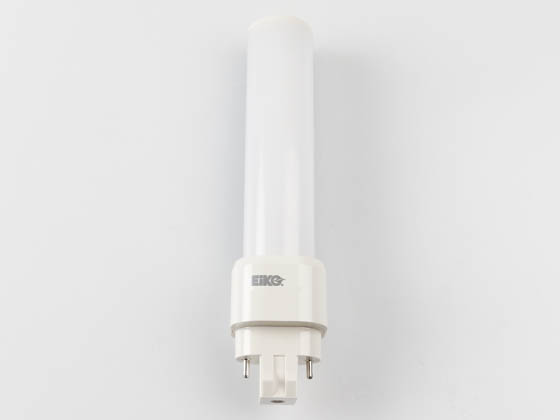 Eiko 09531 LED7W2PH/GX23/835-G7 7W 2 Pin Horizontal 3500K GX23 LED Bulb, Uses Existing Ballast