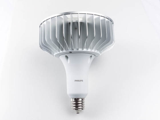 Philips Lighting 478008 100HB/LED/740/ND WB DL BB Philips 100 Watt 4000K High Bay Retrofit LED Bulb, Ballast Bypass