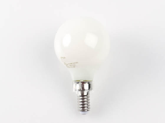 TCP FG16D4050EE12W Dimmable 4W 5000K G-16 Filament LED Bulb, Enclosed Rated