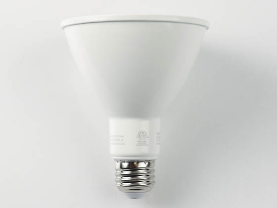 90+ Lighting SE-350.013 Dimmable 10 Watt 2700K 40 Degree 92 CRI PAR30L LED Bulb, JA8 Compliant