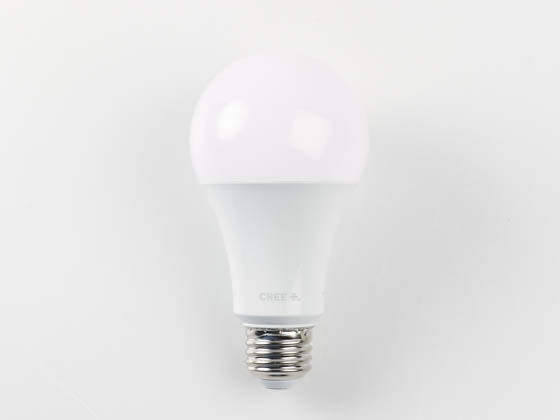 Cree Lighting A21-100W-P1-27K-E26-U1 Cree Pro Series Dimmable 17W 2700K A21 LED Bulb, 90 CRI, Title 20 Compliant