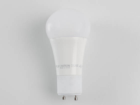 TCP L14A21GUD2541K Dimmable 14W 4100K A21 LED Bulb, GU24 Base, Enclosed Fixture Rated