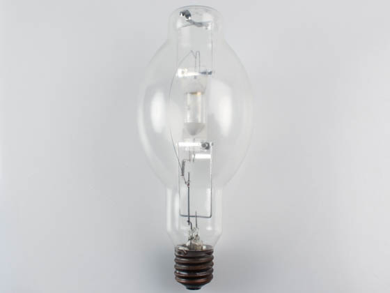 Sylvania 64321 (Safety) M400/PS/U (Safety) Safety Coated 400 Watt, Clear BT37 Pulse Start Metal Halide Bulb. WARNING:  THIS BULB IS NOT TO BE USED NEAR LIVE BIRDS.