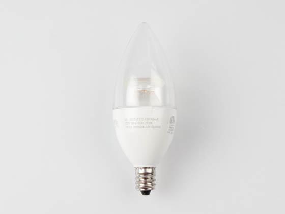 90+ Lighting SE-350.041 Dimmable 4.5W 92 CRI 2700K Decorative LED Bulb, JA8 Compliant