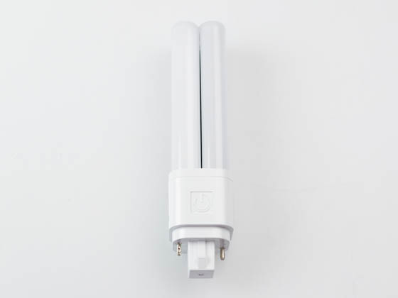 Green Creative 34997 7PLO/830/HYBM 7W 2 or 4 Pin 3000K G24 Base Omni Directional Hybrid LED Bulb