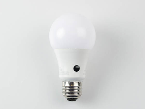 Feit Electric A800/927CA/DD/LEDI Feit Non-Dimmable 8.8W 2700K 90 CRI Dusk To Dawn A19 LED Bulb