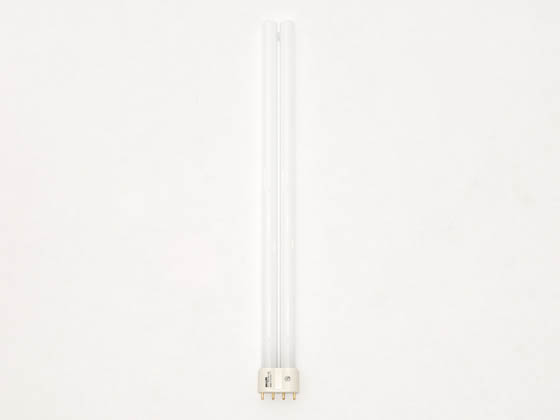Philips Lighting 345132 PL-L 36W/41  (4-Pin) Philips 36W 4 Pin 2G11 Cool White Long Single Twin Tube CFL Bulb