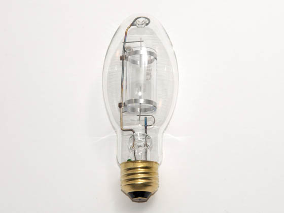 Philips Lighting 233668 MHC70/U/MP/3K (DISCONTINUED - USE 423707) Philips 70 Watt, Clear ED17 Protected Warm White Metal Halide Lamp