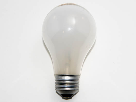 Philips Lighting 222372 60A-52A/EW (120V) Philips 52 Watt, 120 Volt A19 Frosted Bulb