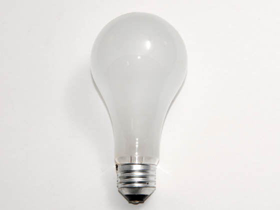 Philips Lighting 270033 150A (120V) Philips 150W 120V A21 Frosted Bulb, E26 Base