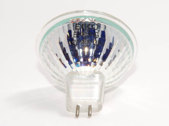 Eiko W-EYP-FG EYP-FG (12V, 4000 Hrs) 42 Watt, 12 Volt MR16 Halogen Flood EYP Bulb
