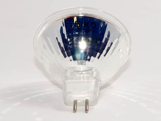 Eiko W-FPC FPC (12V, 4000 Hrs) 65 Watt, 12 Volt MR16 Halogen Narrow Flood FPB Bulb