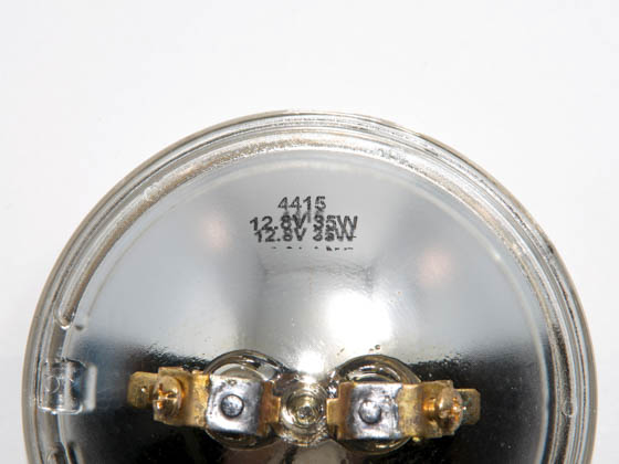 Eiko W-4415 4415 35W 12.8V PAR36 Auto Fog Lamp Screw Terminal Base
