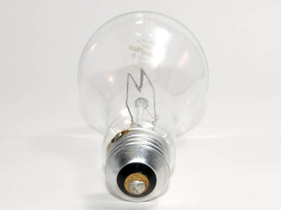 Philips Lighting 167980 200A/CL/LL Philips 200 Watt, 120-130 Volt A23 Clear Long Life Bulb