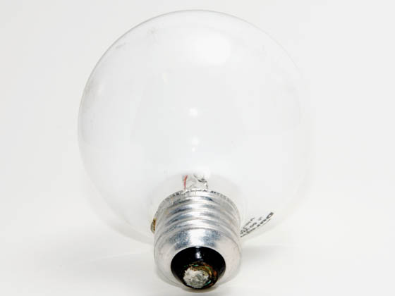 Philips Lighting 167494 60G25/W/LL (DISC USE 420851) Philips 60 Watt, 120 Volt G25 White Long Life Globe Bulb