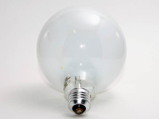 Philips Lighting 168583 40G40/W/LL (120V) Philips 40 Watt, 120 Volt G40 White Long Life Globe Bulb