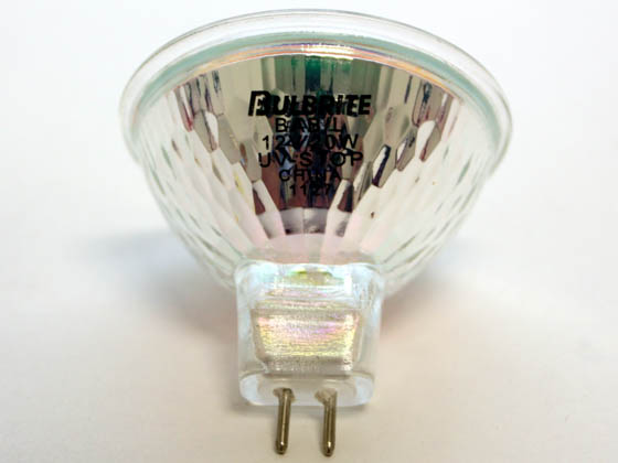 Bulbrite B645320 BAB/L 20W 12V MR16 Halogen Flood BAB Bulb