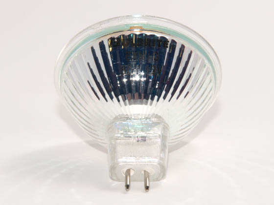 Bulbrite B637250 EXN/G/FG (GREEN, 12V, 2000 Hrs) 50W 12V Green MR16 Halogen Flood EXN Bulb